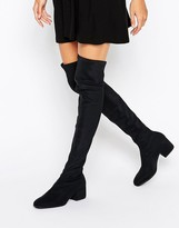 Vagabond Daisy Over The Knee Boots