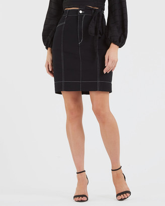 Amelius Nova Denim Skirt