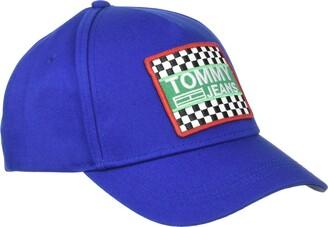 Tommy Jeans Men's Big Logo Patch Baseball Cap