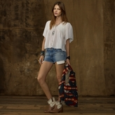 Denim & Supply Ralph Lauren Crocheted Lace Top