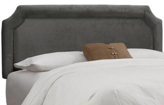 Mercer41 Alethea Upholstered Panel Headboard Upholstery: Premier Charcoal, Size: King