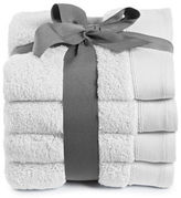 Distinctly Home Set of Four Cotton Hand Towels