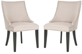 Safavieh Afton Side Chairs (Set of 2)