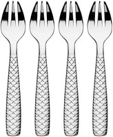 Alessi Colombina Fish Oyster & Clam Fork - Set of 4