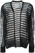 Maison Margiela loose knit cardigan