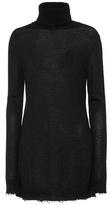 Unravel Turtleneck cashmere sweater dress