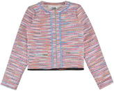 Karl Lagerfeld Junior Girls Tweed Jacket