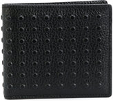 Tod's simple studded wallet