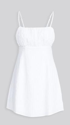MinkPink Heart String Mini Dress