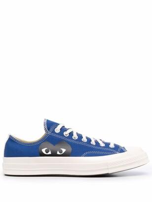 COMME DES GARÇONS PLAY X CONVERSE x Converse low-top sneakers