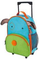 Skip Hop Zoo Kids Rolling Luggage - Dog
