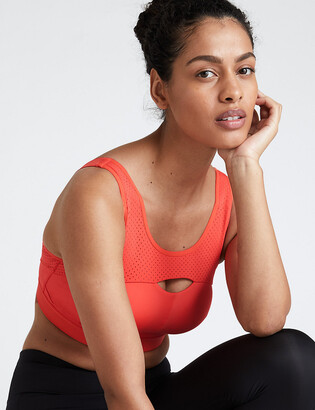 Marks and Spencer Extra High Impact Non Wired Sports Bra F-H