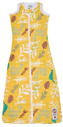 Lodger 6 Months Old Sleeping Bag, Yellow, Size 68/80