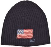 Polo Ralph Lauren Men's Cap Hat Beanie Flag