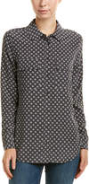 AG Jeans Alena Silk Shirt