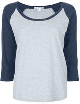 James Perse baseball t-shirt