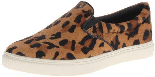 Steve Madden Women's Ecentric Slip-On Fashion Sneaker