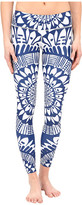 Mara Hoffman Peacefield Long Leggings