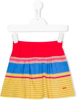 Rykiel Enfant - colour block striped skirt - kids - Cotton/Modal - 2 yrs