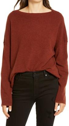 AllSaints Tara Cashmere & Wool Sweater