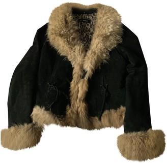 Oakwood Brown Fur Jacket for Women