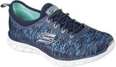 Skechers Deep Space Bungee-Lace Womens Sneakers