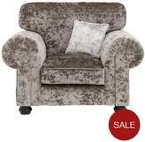 Laurence Llewellyn Bowen Scarpa Fabric Armchair