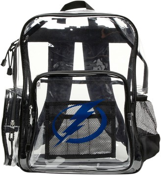 Northwest Company The Tampa Bay Lightning Dimension Clear Backpack