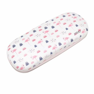 Outman Hard Shell Light Portable Eyeglasses Case Glasses Case Spectacles Box for Sunglass Reading Glasses - - One Size