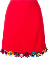 Mary Katrantzou Clovis skirt - women - Silk/Cotton/Wool - 8