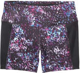 Joe Fresh Women's Gym Active Short, Black (Size M)