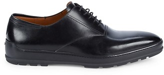 Bally Renno Leather Oxfords