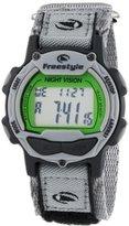 Freestyle Women's FS84887 Predator Grey/Green Watch