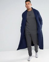 Emporio Armani Slim Cuffed Sweatpants In Quilted Cotton