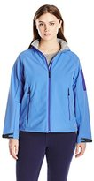 Champion Women's Plus-Size 4-Way Stretch Softshell Jacket