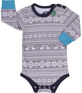 Green Cotton Fred's World by Baby Boys 0-24m Nordic Body Footies