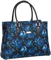 Isaac Mizrahi Live! Irwin 2 DLX Shopper Tote Bag
