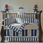 Hoohobbers Rugby 4 Piece Crib Bedding Set