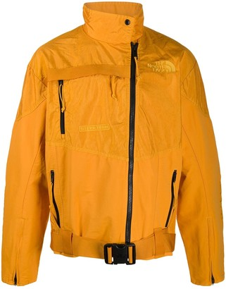 The North Face Embroidered Logo Buckled Jacket