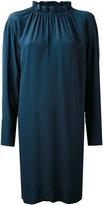 Marni shift dress - women - Acetate/Silk - 40