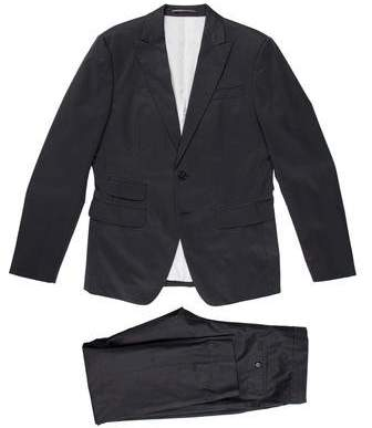 DSQUARED2 Peak-Lapel Two-Button Suit