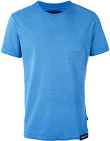 Philipp Plein Lower skull embossed T-shirt