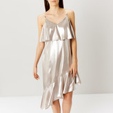Coast Belize Metallic Cami Dress