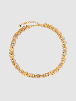 Tess + Tricia Hudson Small Gold Necklace