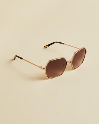 Ted Baker VRONA Rectangular sunglasses