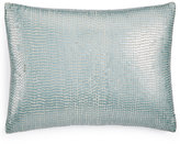 "Calvin Klein Home Tinted Wake Reflect 12"" x 16"" Decorative Pillow"