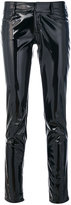 Gianluca Capannolo shine effect skinny trousers