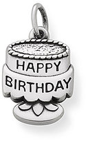 James Avery Jewelry James Avery Sterling Silver Tiny Birthday Cake Charm