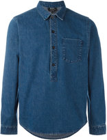A.P.C. denim shirt - men - Cotton - S