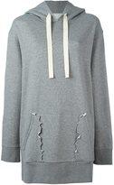MM6 MAISON MARGIELA oversize hoodie